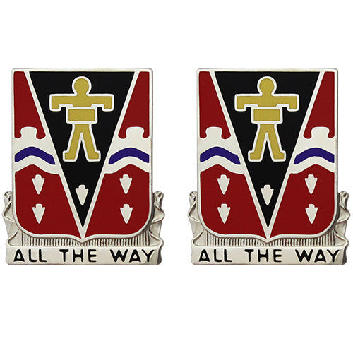 Army Crest: 509th Infantry Regiment - All The Way