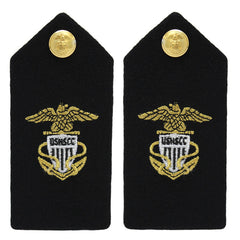 USNSCC / NLCC - Midshipman Hard Shoulder Board (Female)