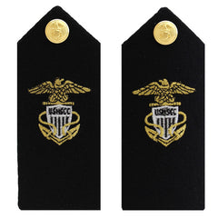 USNSCC / NLCC - Midshipman Hard Shoulder Board (Male)