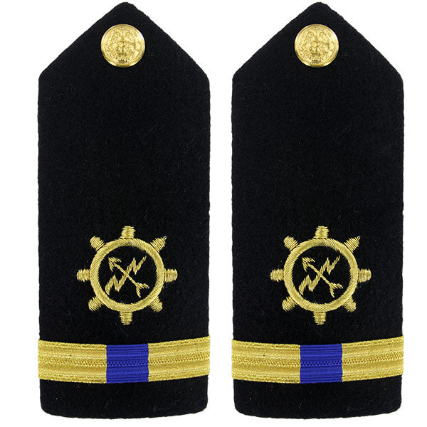 Navy Shoulder Board: Warrant Officer 4 Operations Technician