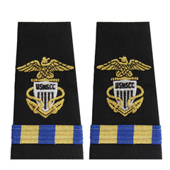 USNSCC / NLCC - Warrant Officer Soft Shoulder Board