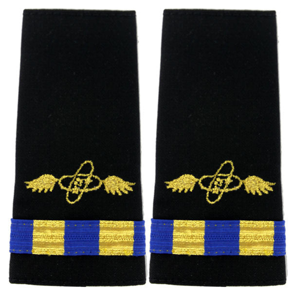 Navy Soft Shoulder Mark: Warrant Officer 2 Aviation Electronic Technician