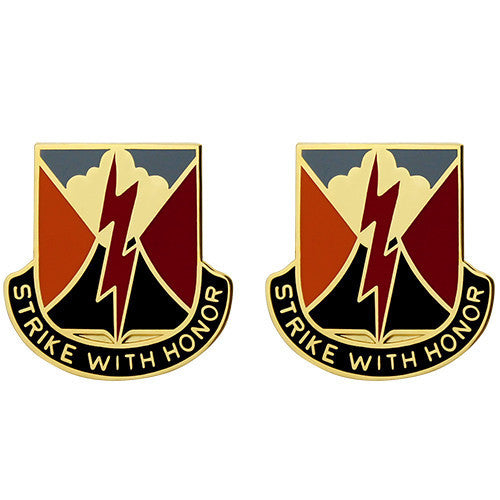 Army Crest: Special Troops Battalion 25th Infantry Division