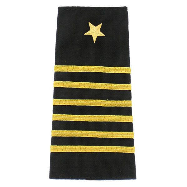 Navy ROTC Soft Mark: Midshipman Captain