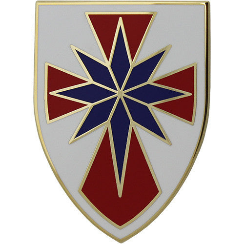 Army Combat Service Identification Badge (CSIB): 8th Sustainment Command