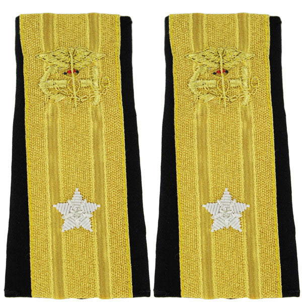 Public Health Service Soft Shoulder Mark: Rear Admiral 1 Star