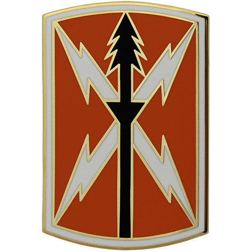 Army Combat Service Identification Badge (CSIB): 516th Signal Brigade