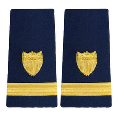Coast Guard Shoulder Board: Enhanced Ensign
