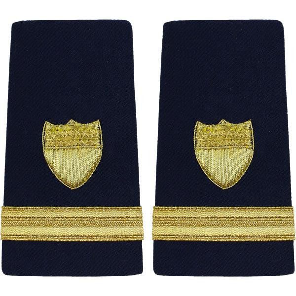 Coast Guard Shoulder Board: Enhanced Ensign - female