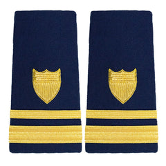 Coast Guard Shoulder Board: Enhanced Lieutenant Junior Grade
