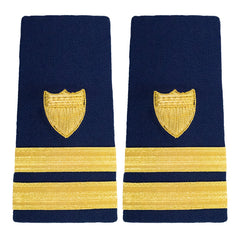 Coast Guard Shoulder Board: Enhanced Lieutenant