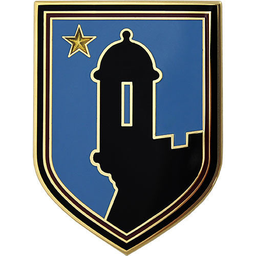 Army Combat Service Identification Badge (CSIB):  191st Support Group