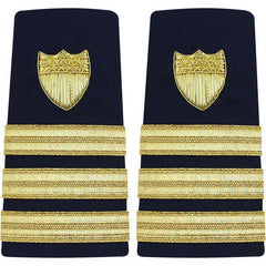 Coast Guard Shoulder Board: Enhanced Commander