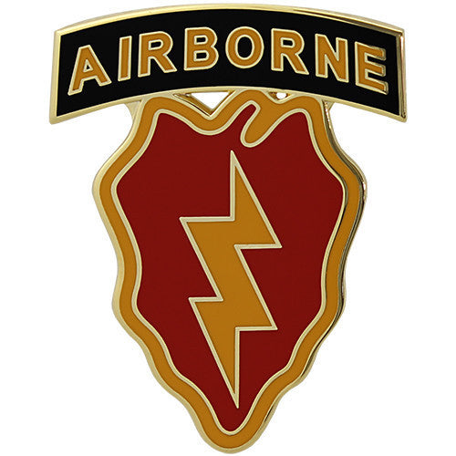 Army Combat Service Identification Badge (CSIB): 25th Infantry Division 4th Brigade Combat Team