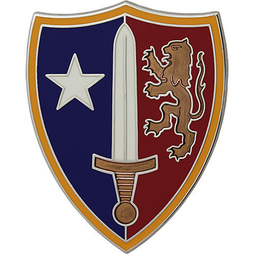Army Combat Service Identification Badge (CSIB): USA North Atlantic Treaty Organization (NATO)