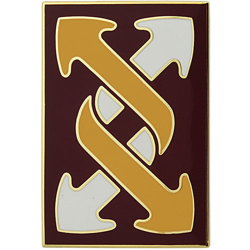 Army Combat Service Identification Badge (CSIB): 143rd Sustainment Brigade