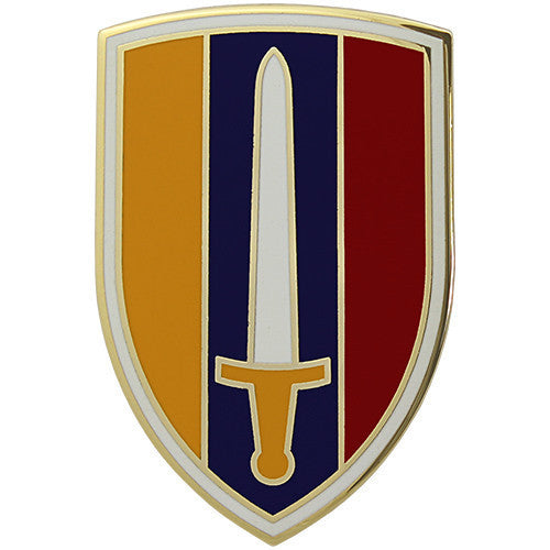 Army Combat Service Identification Badge (CSIB): United States Army Vietnam