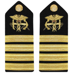 Coast Guard Shoulder Board: Public Health Service Captain PHS