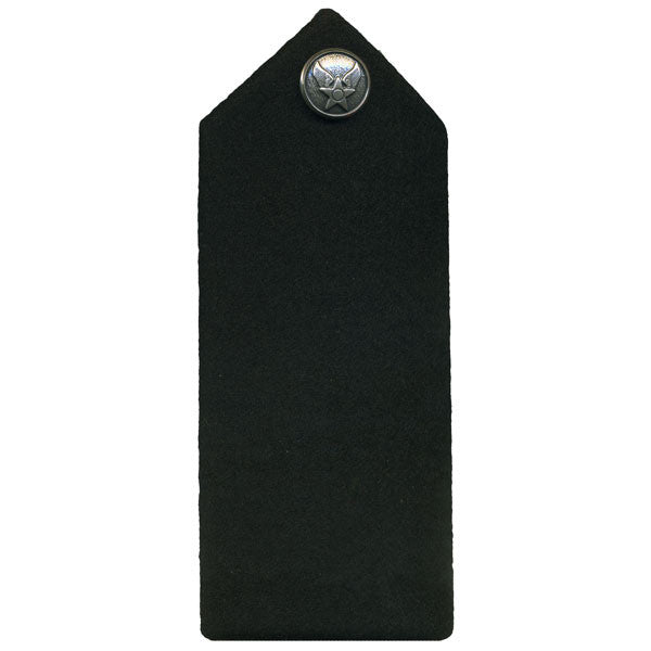 Air Force ROTC Hard Shoulder Board: No Rank - male