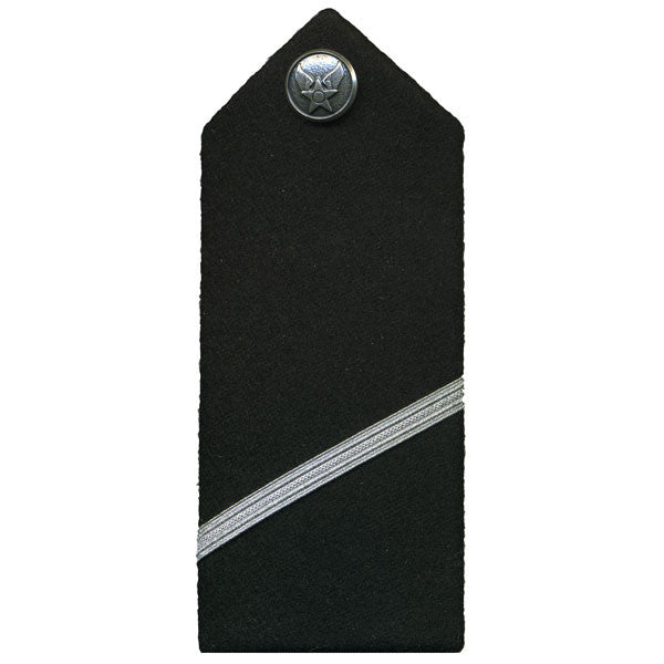 Air Force ROTC Hard Shoulder Board: Fourth Class