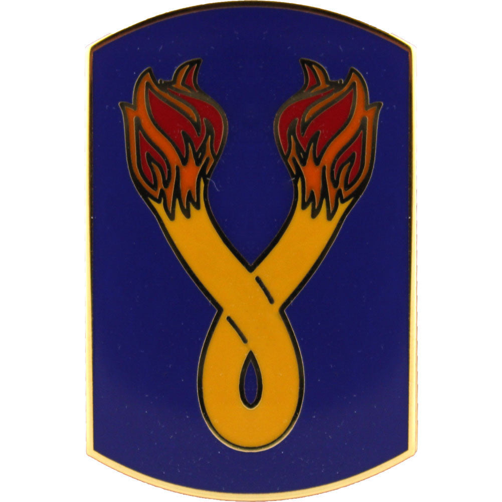 Army Combat Service Identification Badge (CSIB): 196th Infantry Brigade