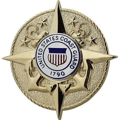 Coast Guard Badge: Commandant Staff - regulation size