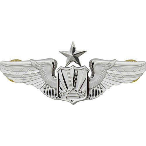 Air Force Badge: Unmanned Aircraft Systems: Senior - Midsize