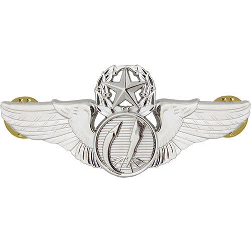 Air Force Badge: Enlisted Remotely Piloted Aircraft Sensor Master - Regulation size
