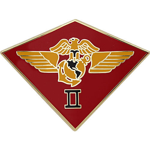 Army Combat Service Identification Badge (CSIB):  2nd Marine  Aircraft Wing