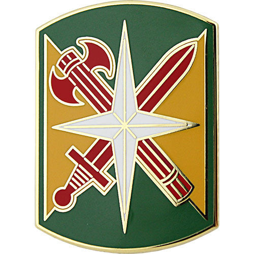 Army Combat Service Identification Badge (CSIB):  14th Military Police Brigade