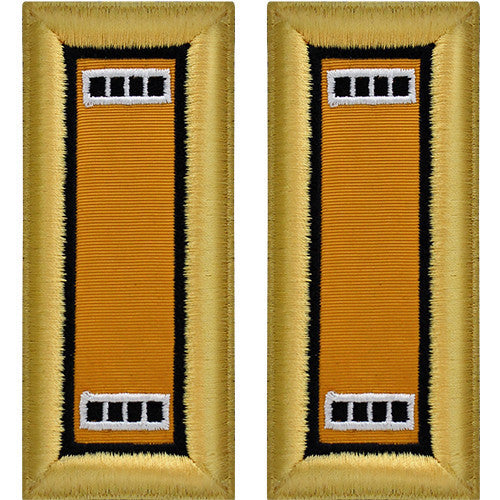 Army Shoulder Strap: Warrant Officer 4 Electronic Warfare