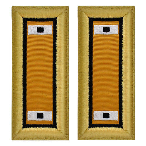 Army Shoulder Strap: Warrant Officer 1 Electronic Warfare - female
