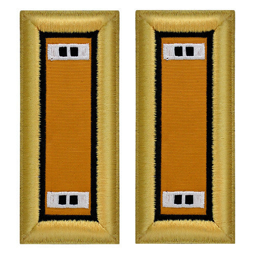 Army Shoulder Strap: Warrant Officer 2 Electronic Warfare - female