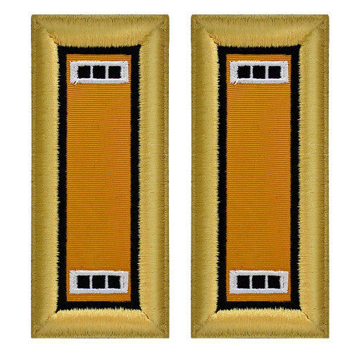 Army Shoulder Strap: Warrant Officer 3 Electronic Warfare - female
