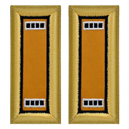 Army Shoulder Strap: Warrant Officer 4 Electronic Warfare - female