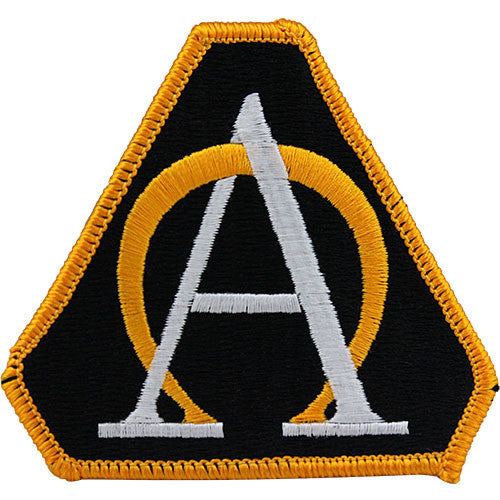 Army Patch: Acquisition Support Center - color