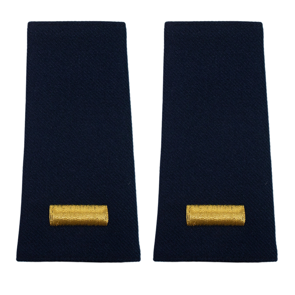 Air Force Epaulet: Second Lieutenant - male