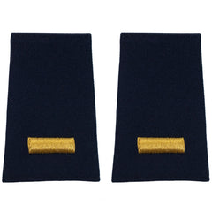 Air Force Epaulet: Second Lieutenant - female