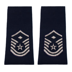 Air Force Epaulet: Master Sergeant with diamond: Enlisted - large