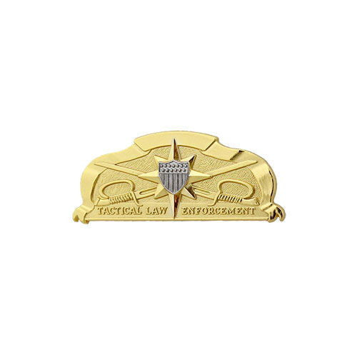 Coast Guard Badge: Tactical Law Enforcement - miniature