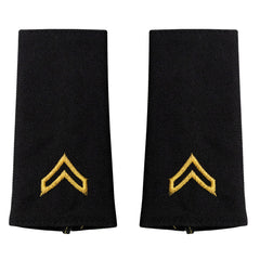 Army Epaulet: Corporal - large