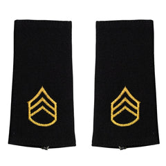 Army Epaulet: Staff Sergeant - large