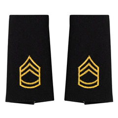 Army Epaulet: Sergeant First Class - large