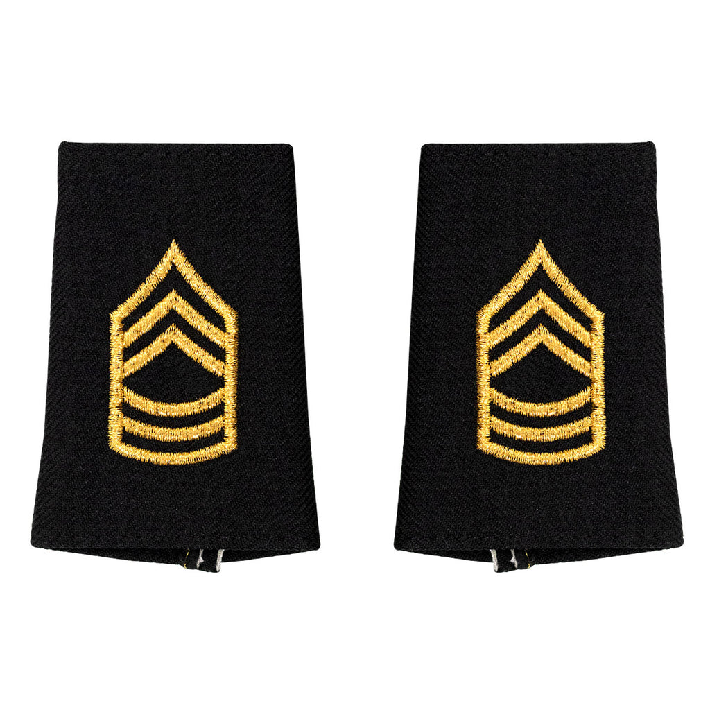 Army Epaulet: Master Sergeant - small
