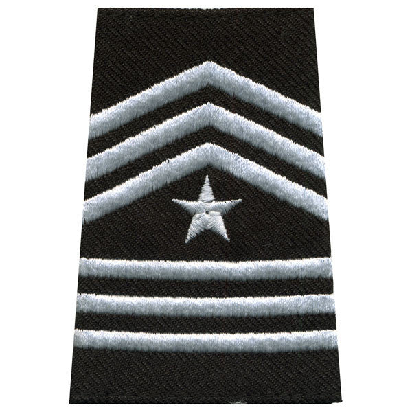 Army ROTC Epaulet: Sergeant Major - small