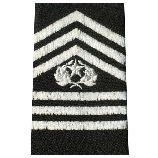 Army ROTC Epaulet: Command Sergeant Major - small