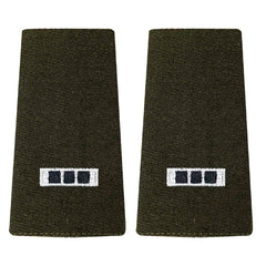 Army AGSU Large Epaulet: Warrant Officer 3