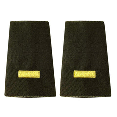 Army AGSU Large Epaulet: 2nd Lieutenant