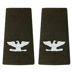 Army AGSU Large Epaulet: Colonel