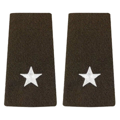 Army AGSU Large Epaulet: Brigadier General